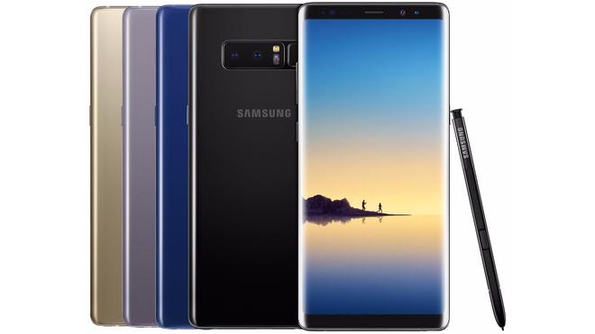 Cómo ver la presentación del Samsung Galaxy Note 9