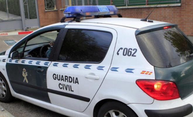 Agentes de la Guardia Civil han detenido a un menor