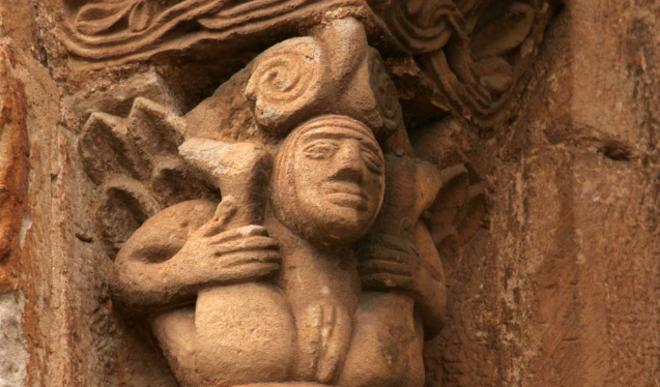 Masturbación, homosexualidad, adulterio... Los secretos del sexo medieval a través de su arte