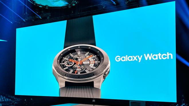 Samsung anuncia un nuevo Galaxy Watch