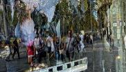 Los comerciantes no quieren política el 17-A y Òmnium pide honrar el 'procés'
