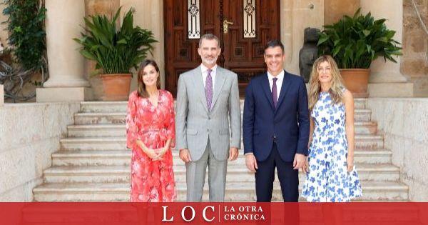 La buena sintonía entre los Reyes y el matrimonio presidencial