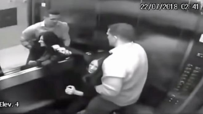 El brutal vídeo del asesinato de una mujer que conmociona a Brasil