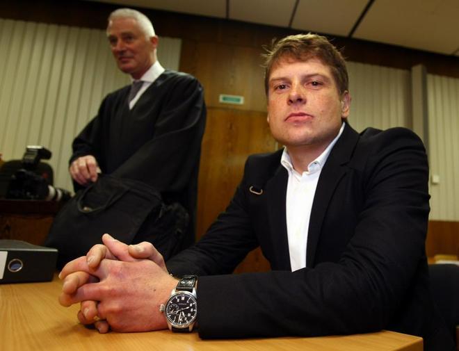 El ex ciclista alemán Jan Ullrich ha sido detenido en