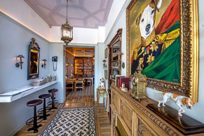 El Perro y la Galleta: un comedor chic del barrio de Salamanca con sabores más autóctonos de Madrid