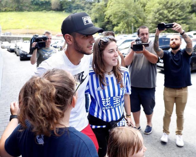 Theo Hernández jugará cedido en la Real Sociedad