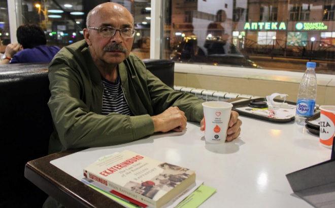 Rompe su silencio Leonid Vojmyakov, autor de uno de los