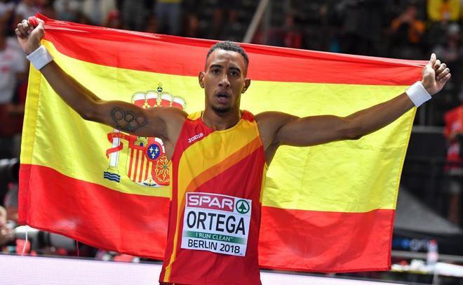 Europeos de Atletismo: Orlando Ortega, la estrella de la que nadie sabe  nada, también es de bronce   Más Deporte