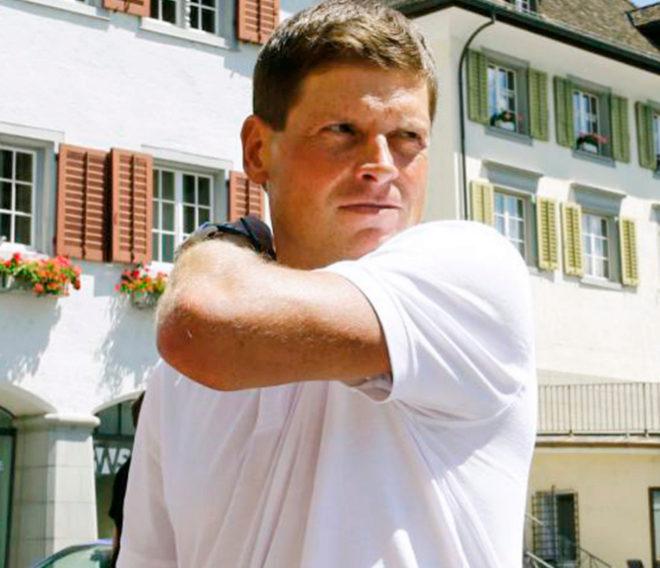 El exciclista alemán Jan Ullrich.