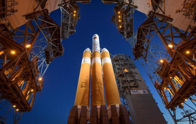 La NASA quiere llegar al SolLa sonda solar Parker, la