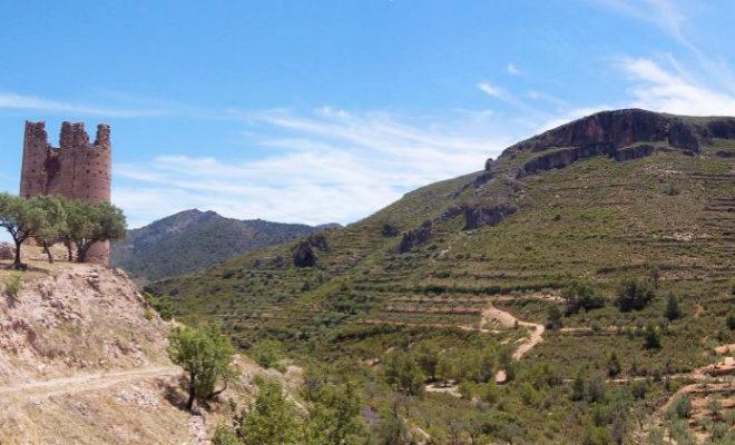 Parque natural de la Sierra de Espadán.