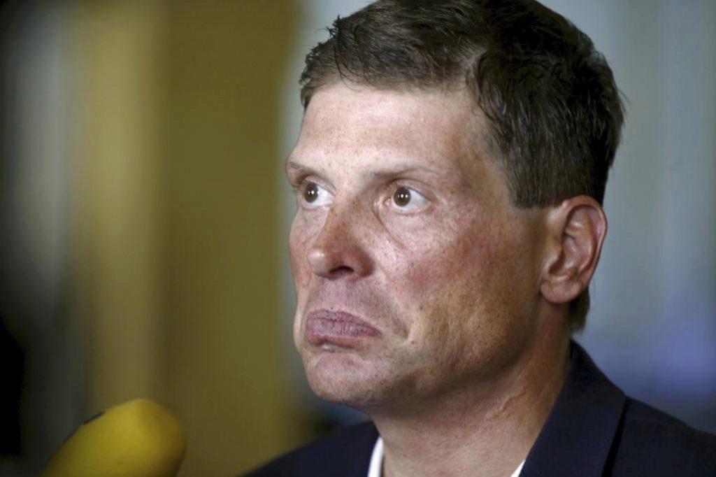El exciclista alemán, Jan Ullrich