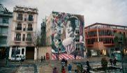 Las reinas del muro: el 'street art' reivindica el talento femenino