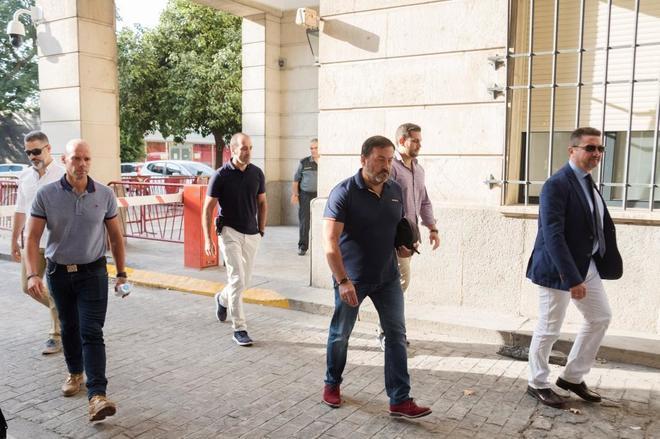 Detenido en Sevilla Ángel Boza, uno de los miembros de