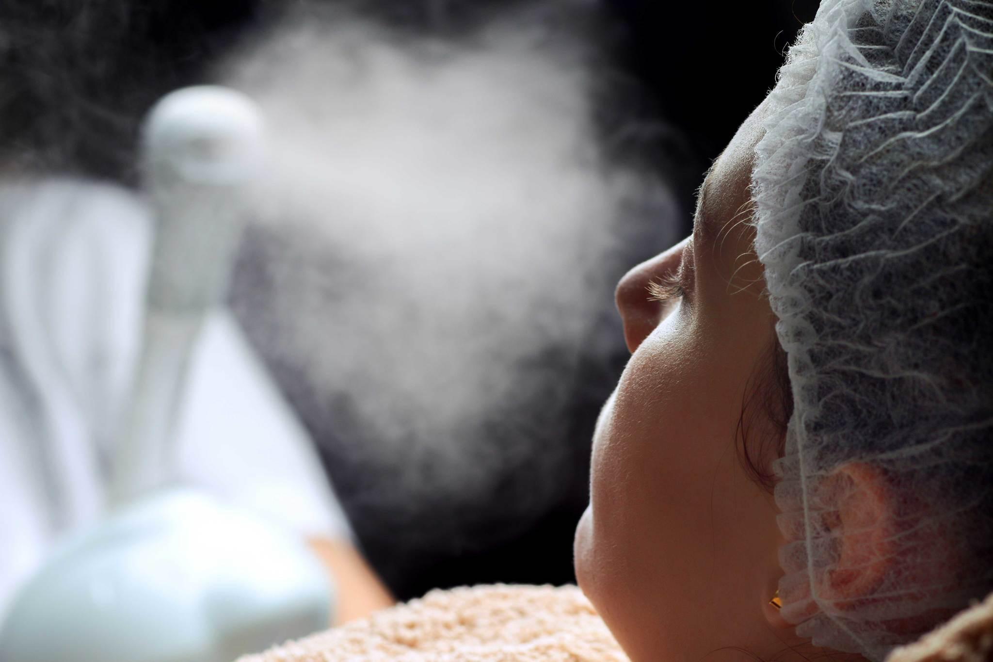 Ozonoterapia para adelgazar efectos secundarios