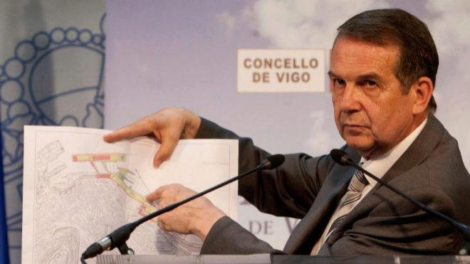 Cruce de acusaciones sobre quién es el responsable del estado del paseo marítimo de Vigo, del que alertó el PP hace meses