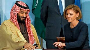 """El Gobierno """"revisará"""" las garantías de venta de armas a Arabia Saudí y sus aliados"""