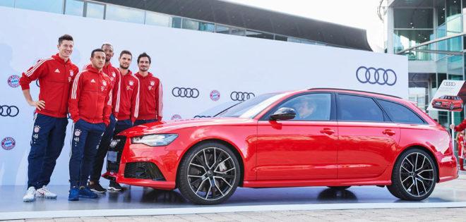 BMW quiere comprar las acciones de Audi en el Bayern de Munich