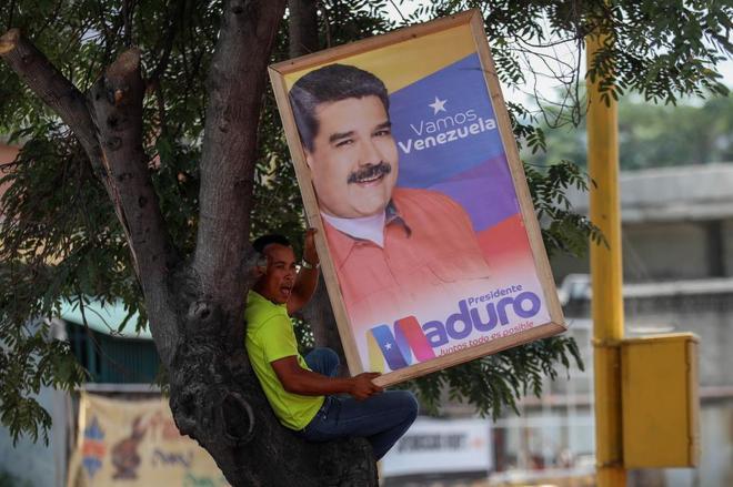 El presidente de Venezuela, Nicolás Maduro, anunció hoy que el