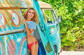 Patricia Conde (38) está disfrutando de sus vacaciones pagadas a...