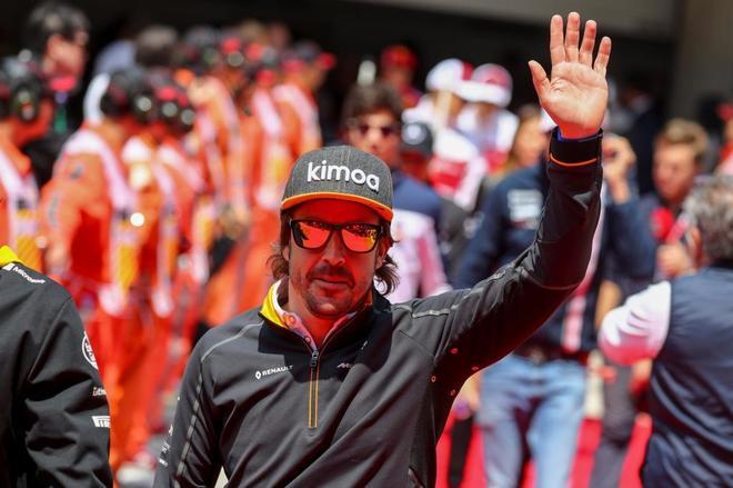 El mundo de la Fórmula 1 despide a Fernando Alonso
