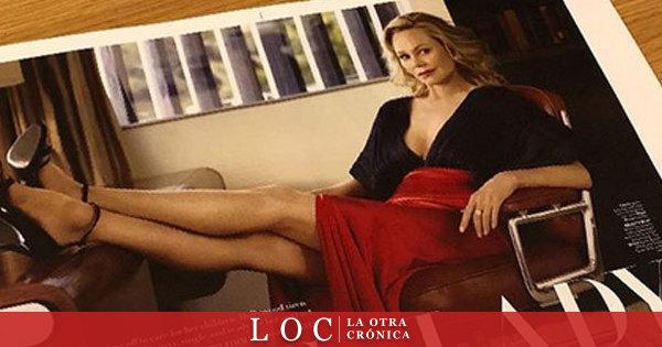 La actriz protagoniza el nuevo número de la revista `InStyle`