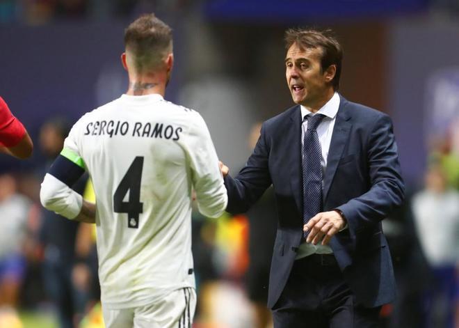 El técnico, tras enlazar dos años sin perder con España,
