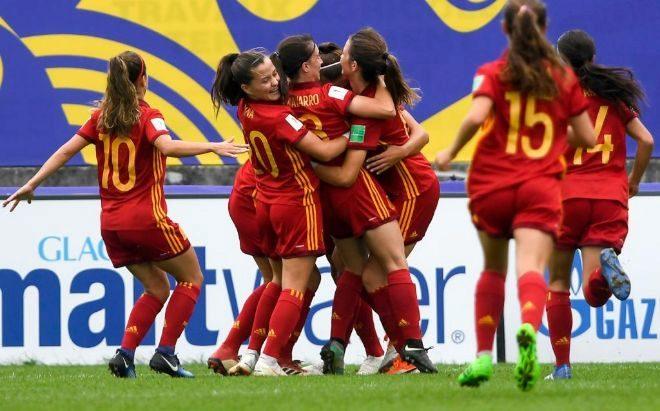 Las chicas de Pedro López derrotaron a Nigeria por dos