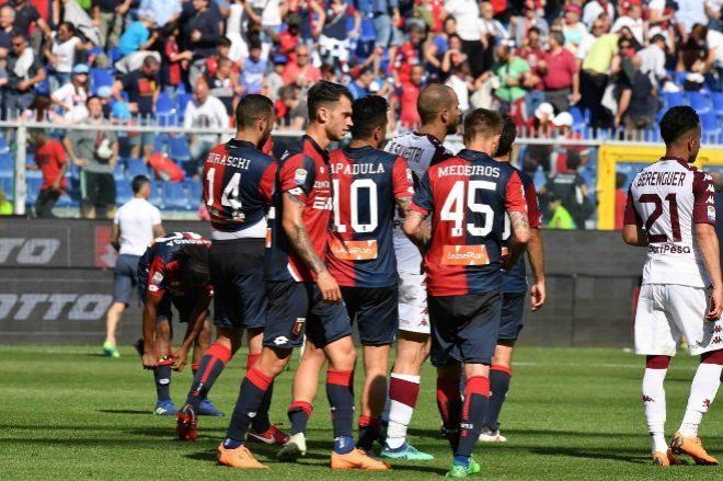 Calendario y clasificación de la Seria ALa Serie A decidió
