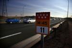 M-45: la carretera con más tráfico de la Comunidad de Madrid