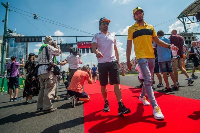 Ocupará el asiento que deja libre Fernando Alonso en McLaren