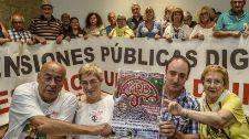 Los pensionistas quieren una manifestación intergeneracional