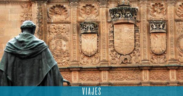 Con motivo del octavo centenario de la Universidad de Salamanca,