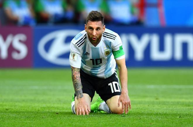 Detienen al hermano de Messi por llevar una pistola tras