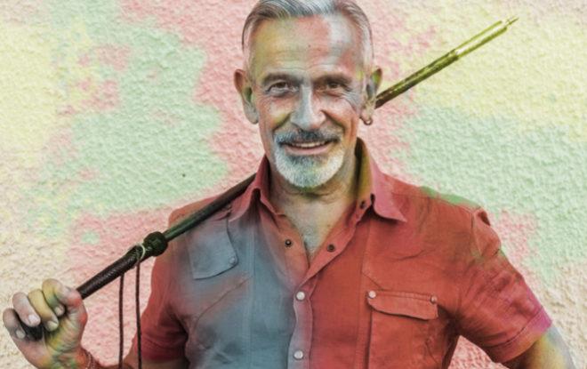 """Víctor Ullate: """"Hay padres que creen que su hijo es más hombre si juega al fútbol que si danza"""""""