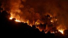 """Fiscal no comparece por los incendios pero ve """"impunidad"""" y pide detenciones"""