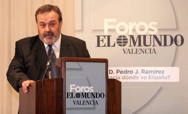 Benigno Camañas, ex director y fundador de El Mundo Comunidad