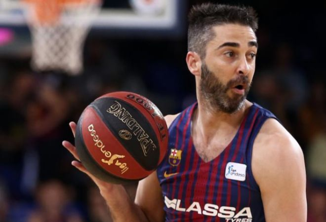 El Barcelona Lassa confirmó este viernes que su capitán, el