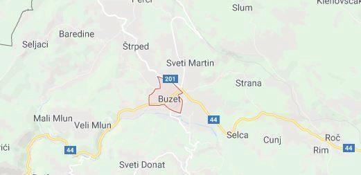 Detenidos dos españoles en Croacia por tráfico de personas