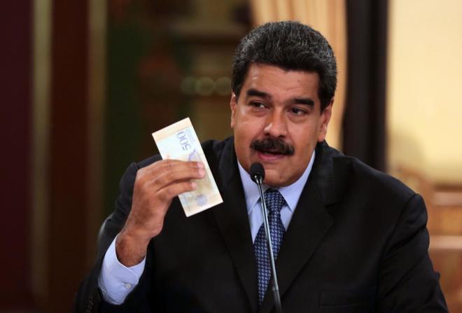 El presidente venezolano, Nicolás Maduro, ha anunciado que multiplicará por