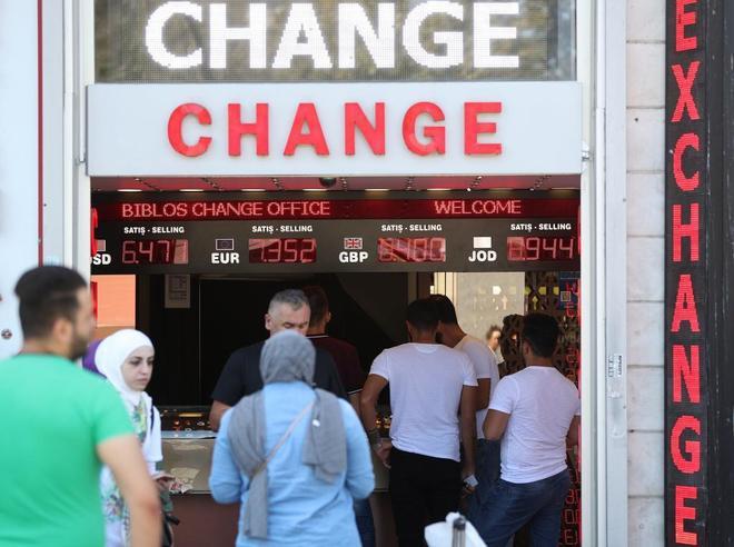 Por qué debería preocuparte la crisis de la lira turcaTrump