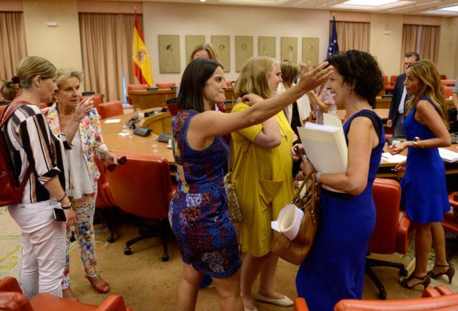 El 'decretazo' de violencia de género rompe el consenso político