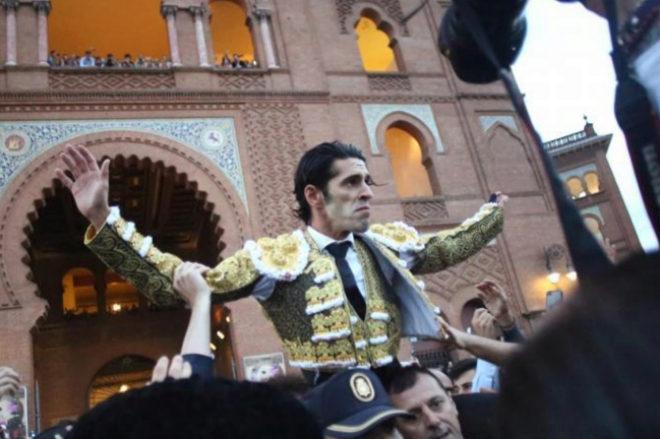 Talavante, máximo triunfador de San Isidro, toreará dos tardes en la Feria de Otoño
