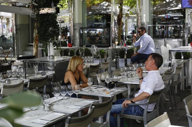 El Restaurante De Lujo Ramsés Condenado A Pagar 35 000