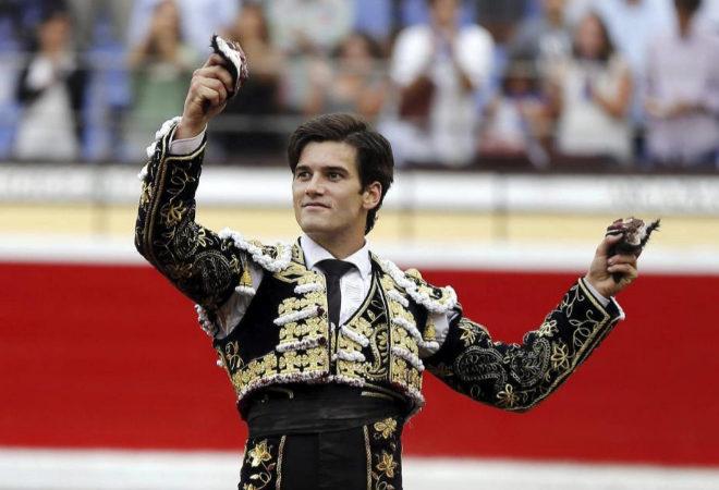 José Garrido ha abierto la puerta grande de Bilbao en dos ocasiones