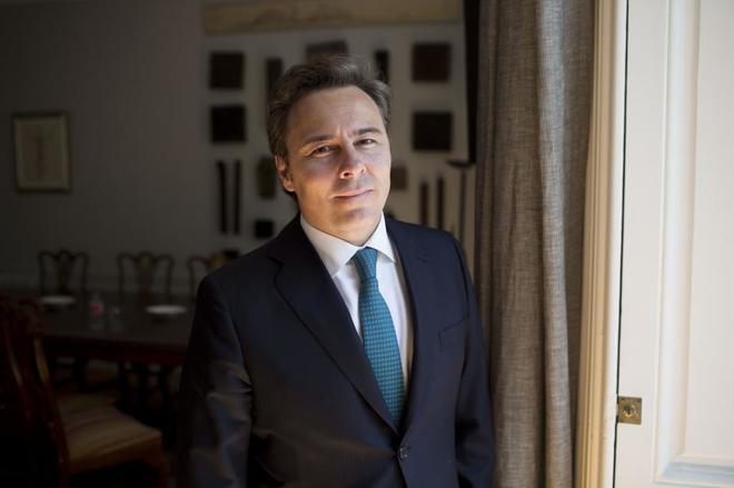 Dimas Gimeno, ex presidente de El Corte Inglés.