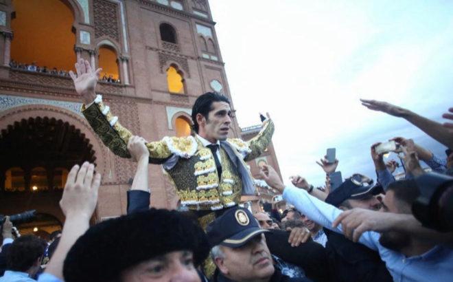 Talavante, gran reclamo de Otoño tras su Puerta Grande en San Isidro y su exilio de muchas ferias