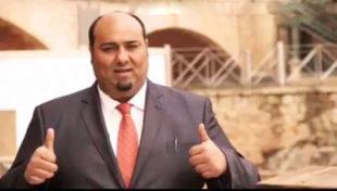 """Sinaí Giménez en su spot electoral en el que se presentaba como """"el..."""