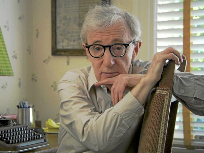 El actor y director Woody Allen.