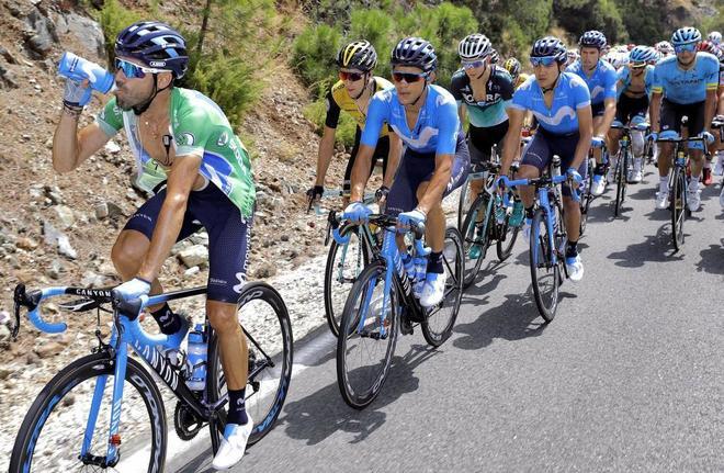 La Vuelta, en directo: Granada - Roquetas de Mar